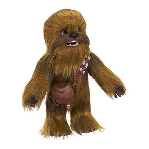 FurReal Friends Star Wars Ultimate Copilot Chewie Interactiveand Munchin' Rex