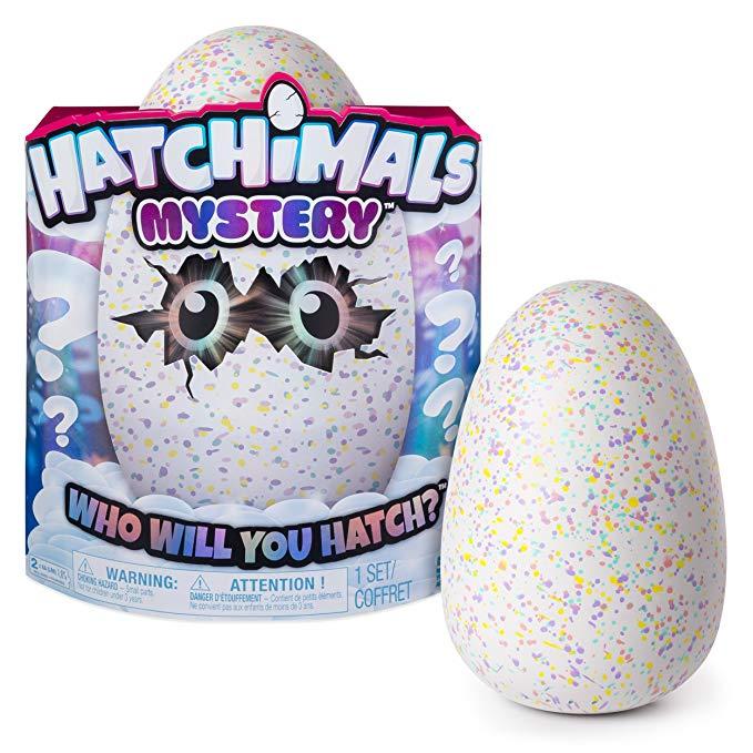 hatchimals mystery toy