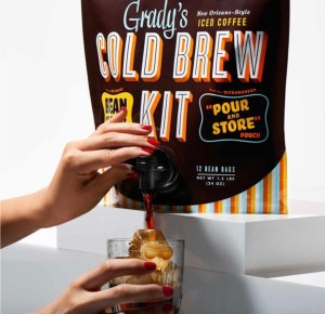 Grady's cold brew kit for dad