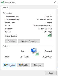 WifiStatus
