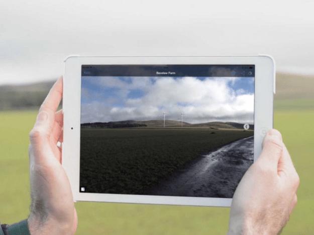 Handheld-iPad
