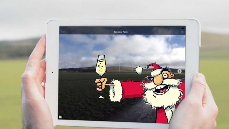 Merry Christmas from everyone at TrueViewVisuals