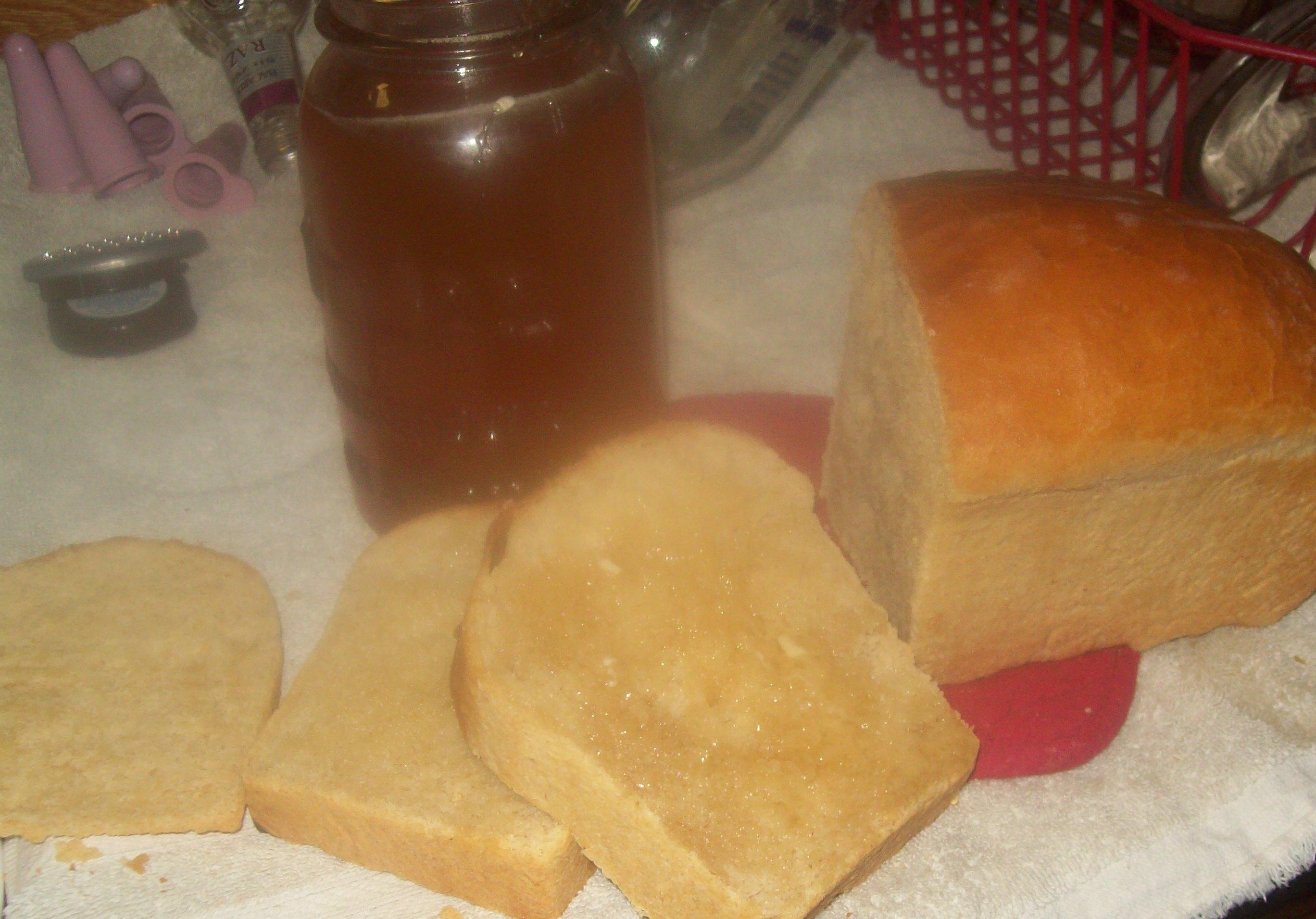 Honey & Warm Bread
