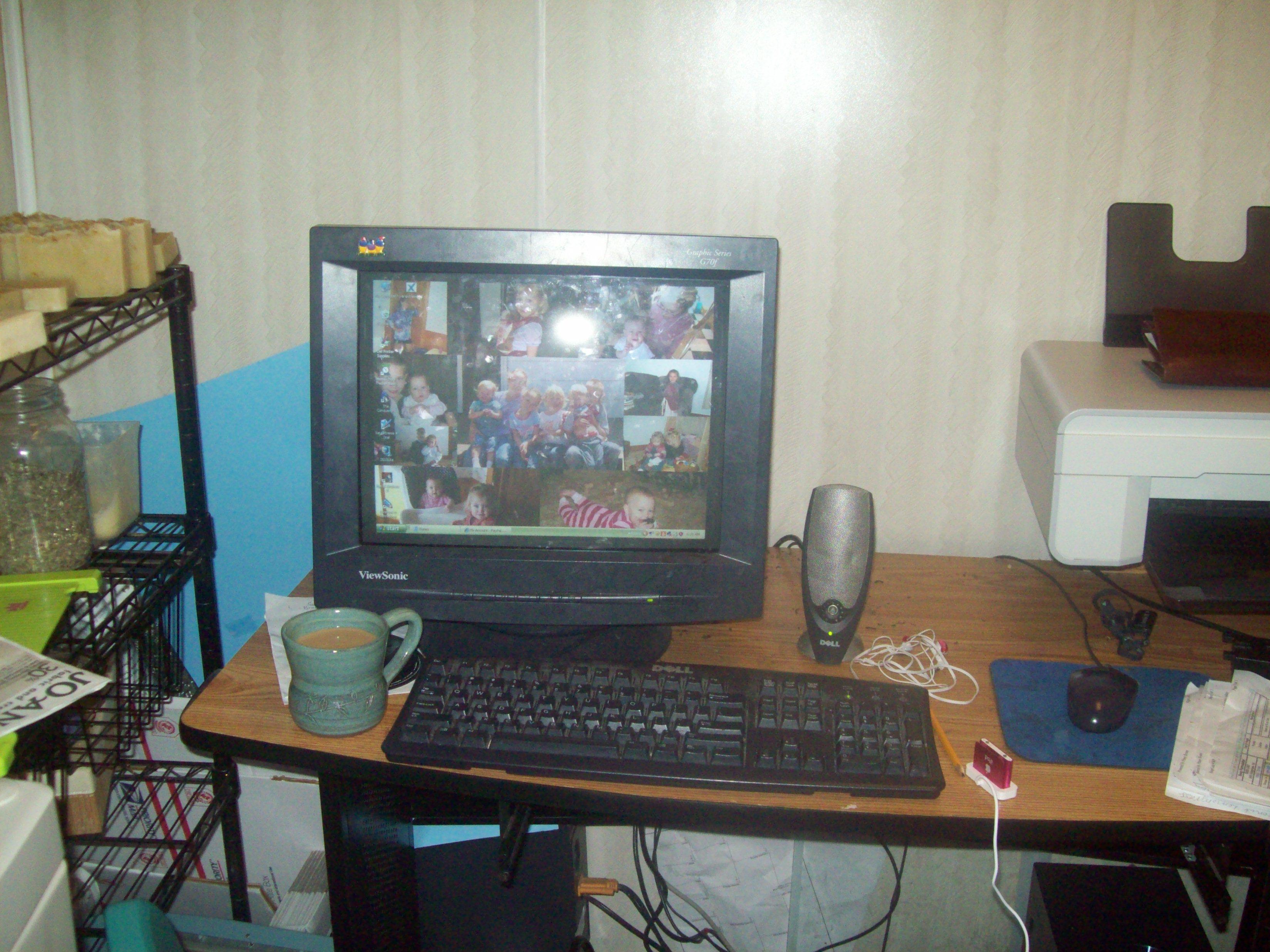 A little computer time