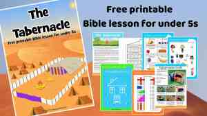 The Tabernacle preschool Bible lesson. Learn about God God's desire to meet with us. Games, Crafts, Activities, songs, lesson, worksheets and more.