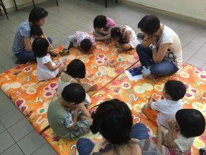 Children Ministry U12