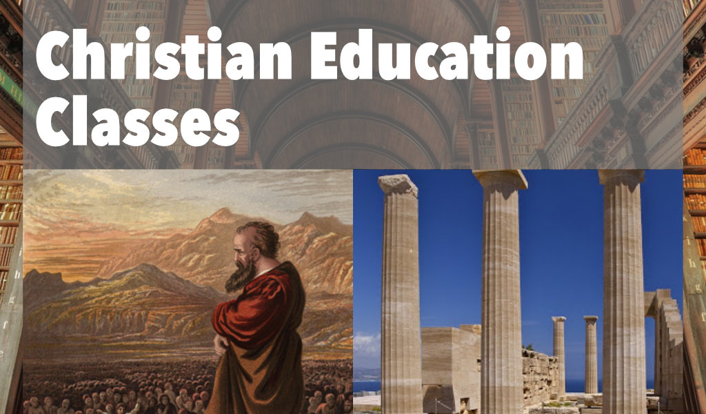 Christian Education Classes
