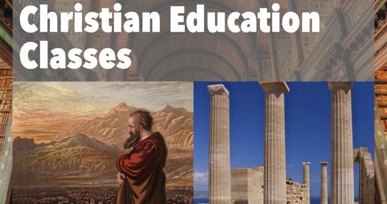 Christian Education Classes