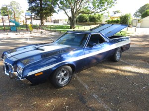 1972 Ford Ranchero | TrueWest Imports
