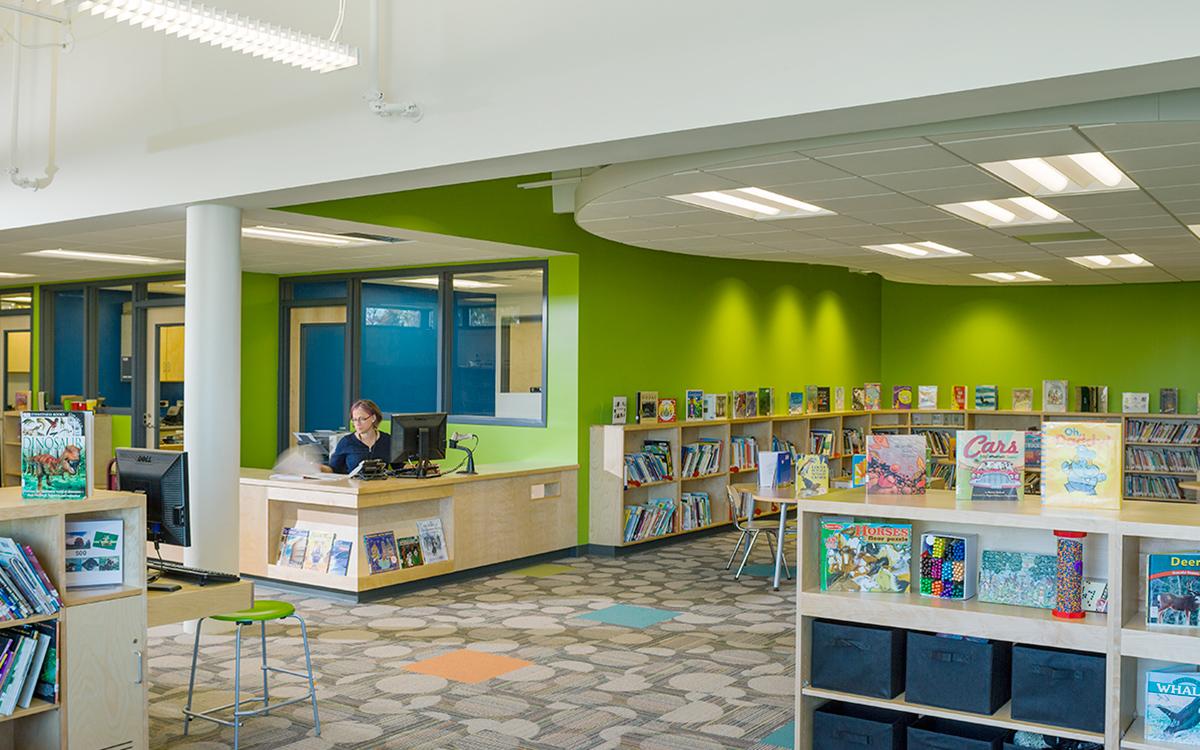New School Cafeteria Menu
