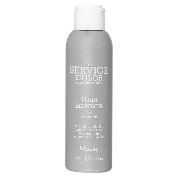 Nook Service Color Stain Remover Liquid - Лосьон для удаления краски с кожи