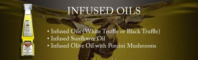 urbani truffle infused oil