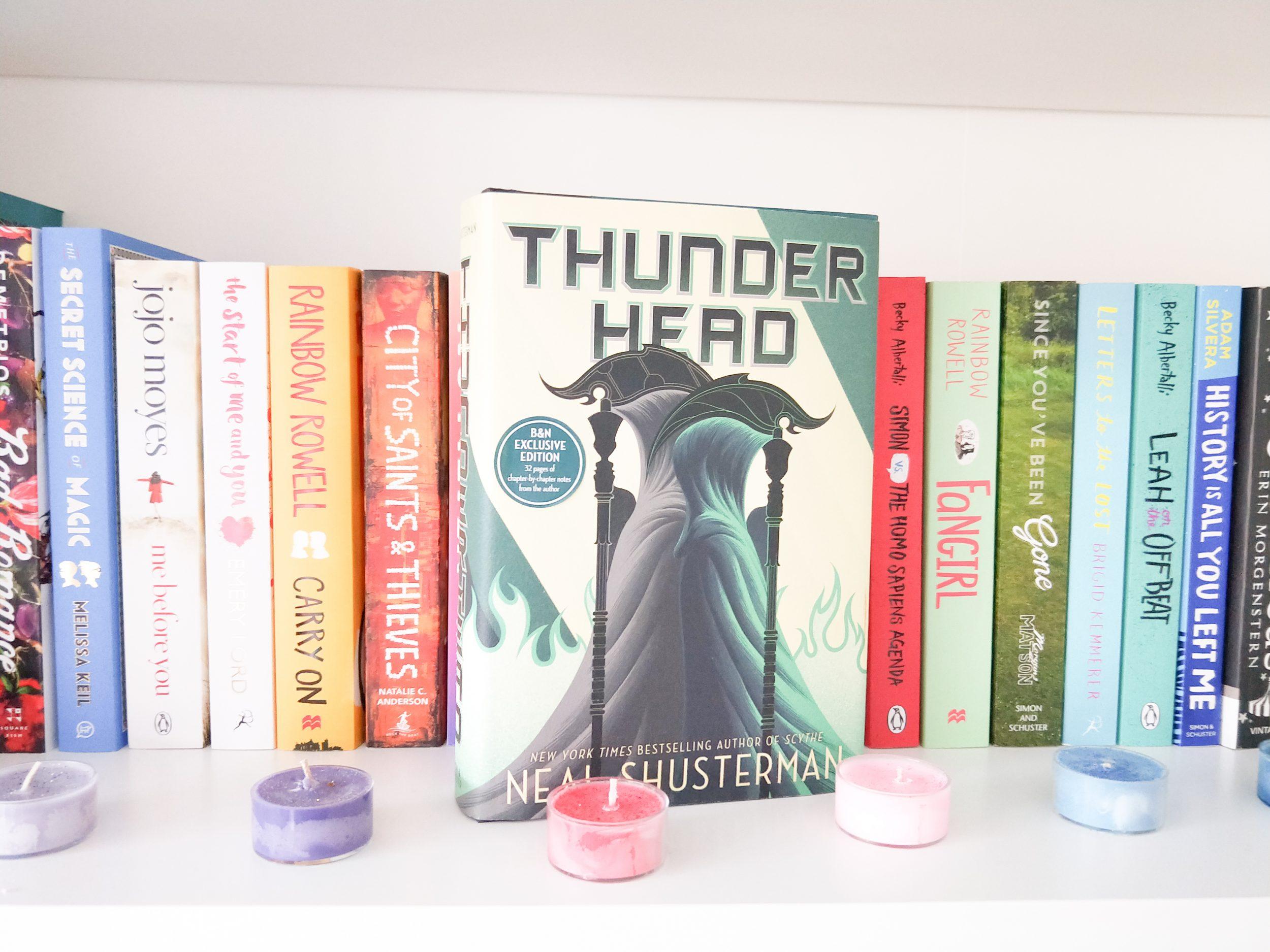 Thunderhead (Arc of a Scythe #2) Book Review