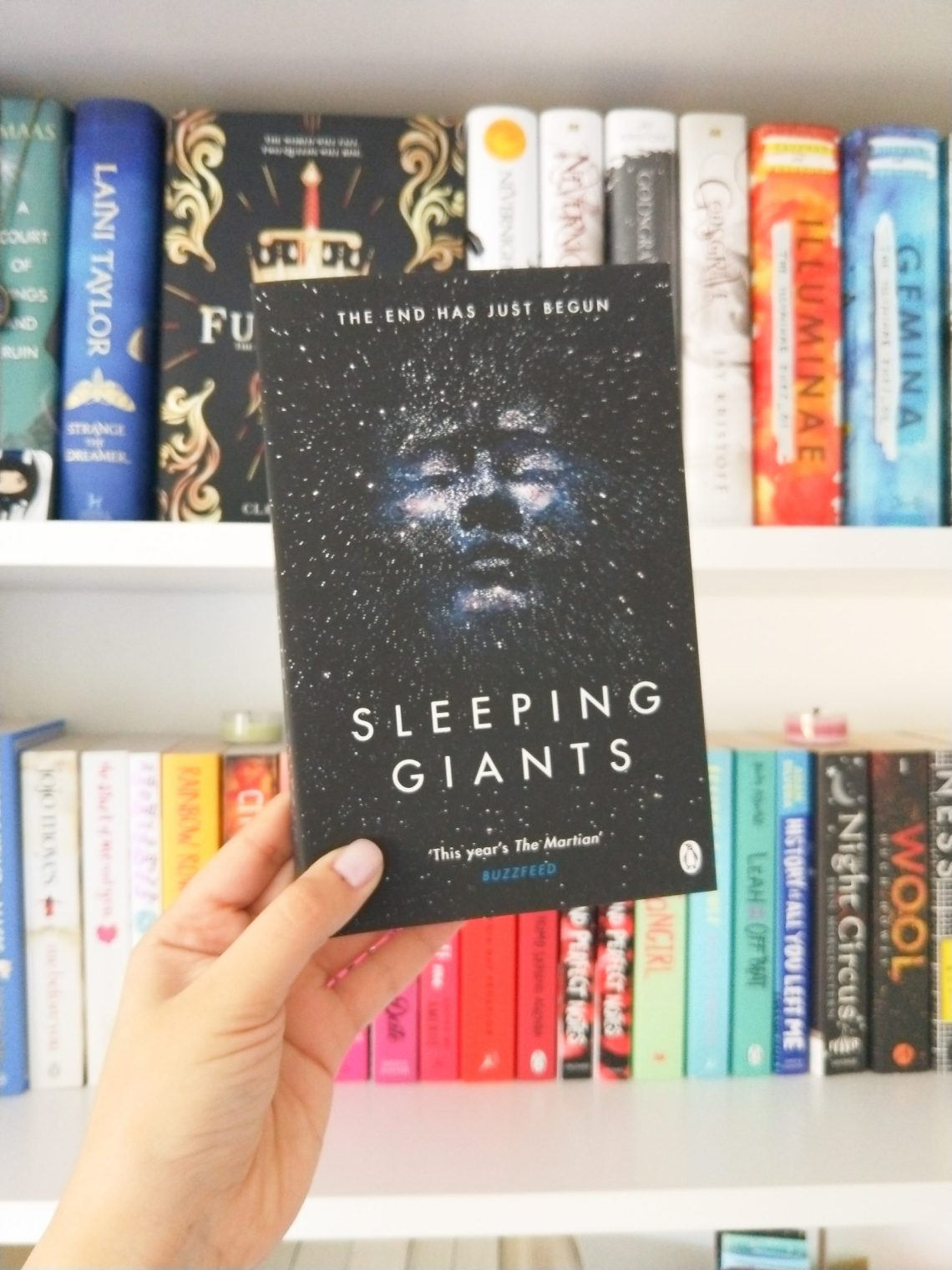 IMG20180621122920 e1533388983482 - Sleeping Giants Book Review