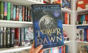 Tower of Dawn Book Mini-Review