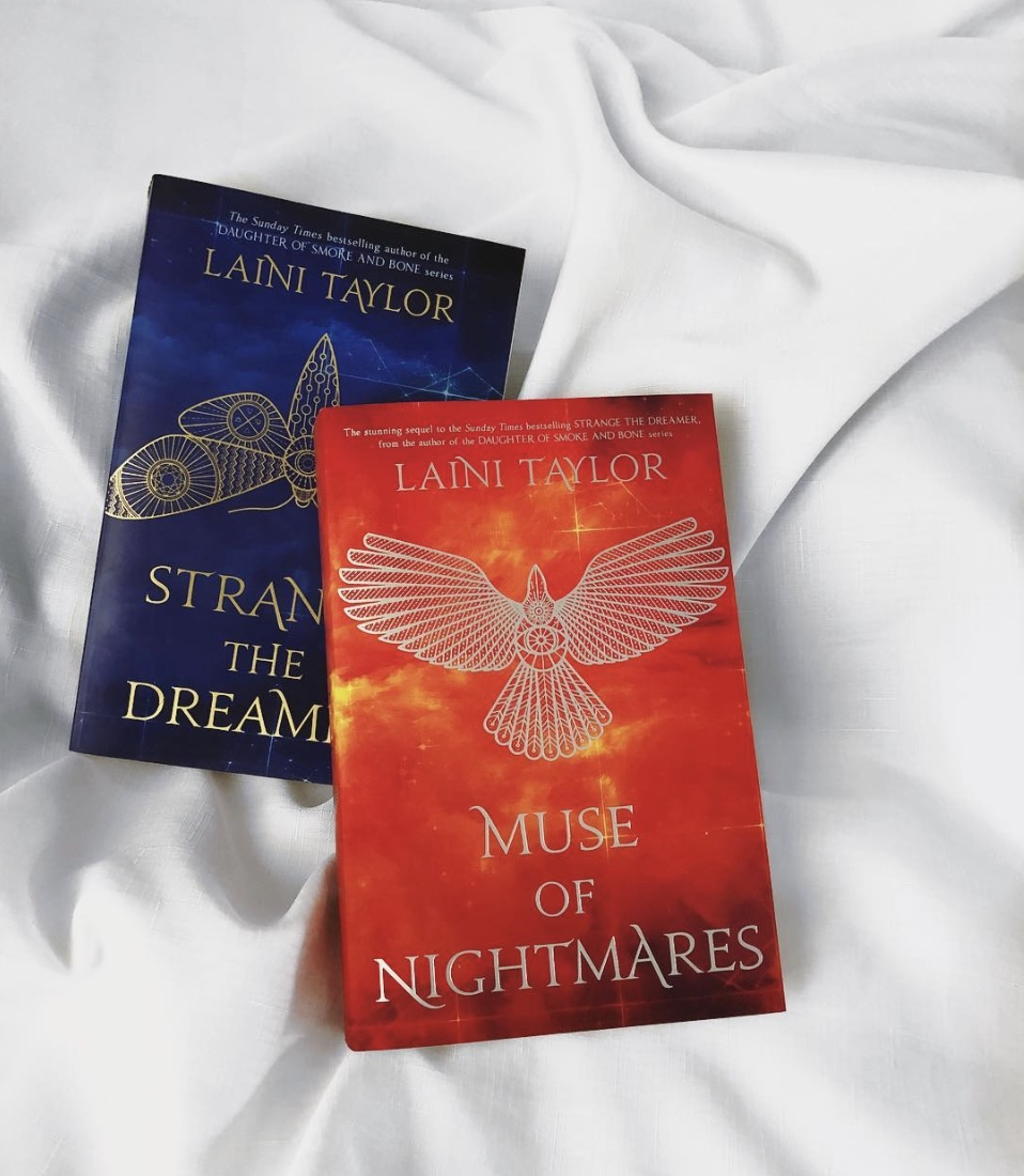 Muse of Nightmares Book Review