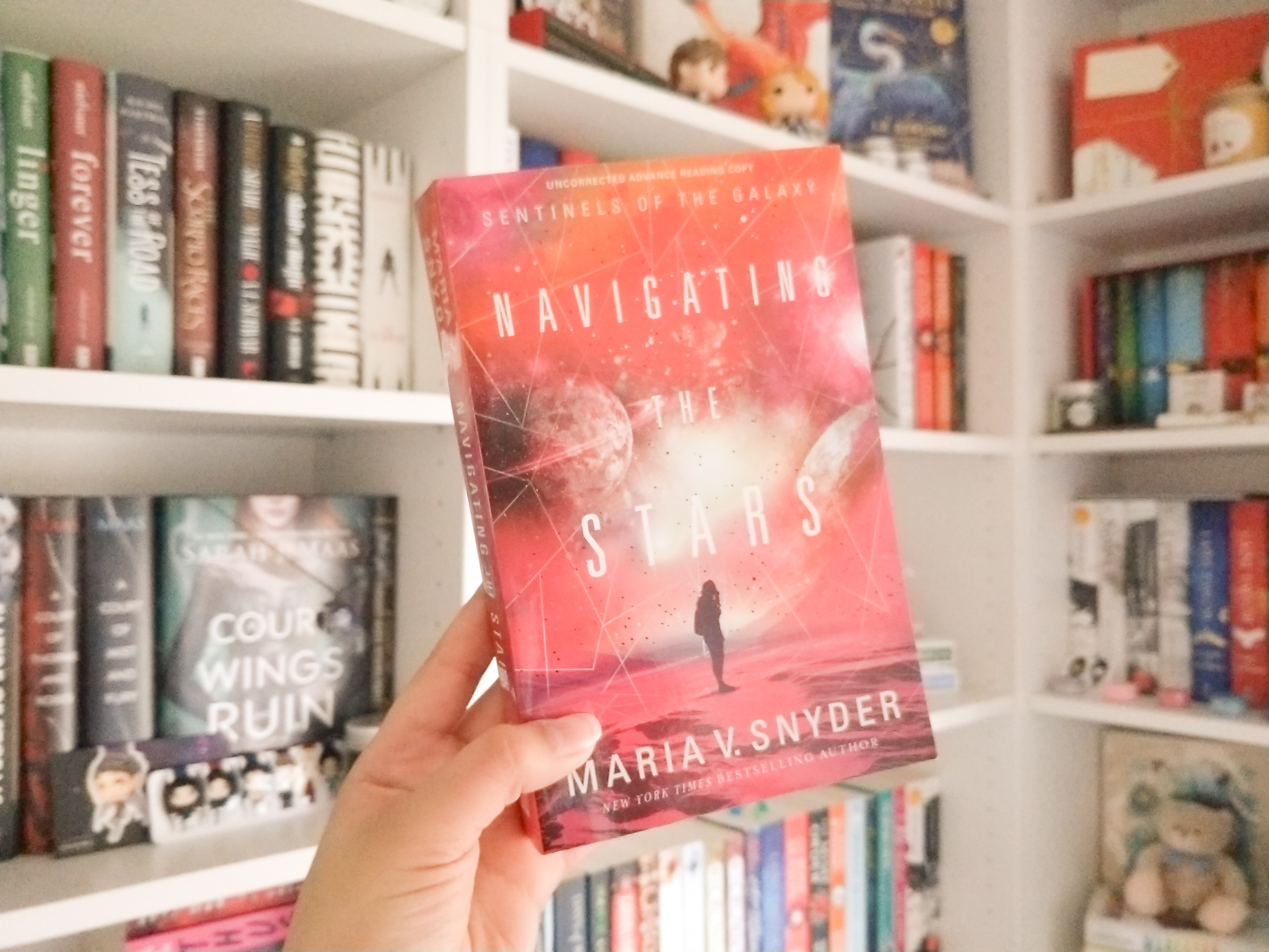 Navigating the Stars by Maria V. Snyder Book Review