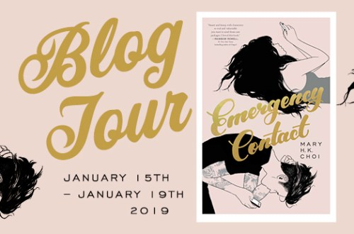 EmergencyContact Banner - Emergency Contact Book Review | Blog Tour