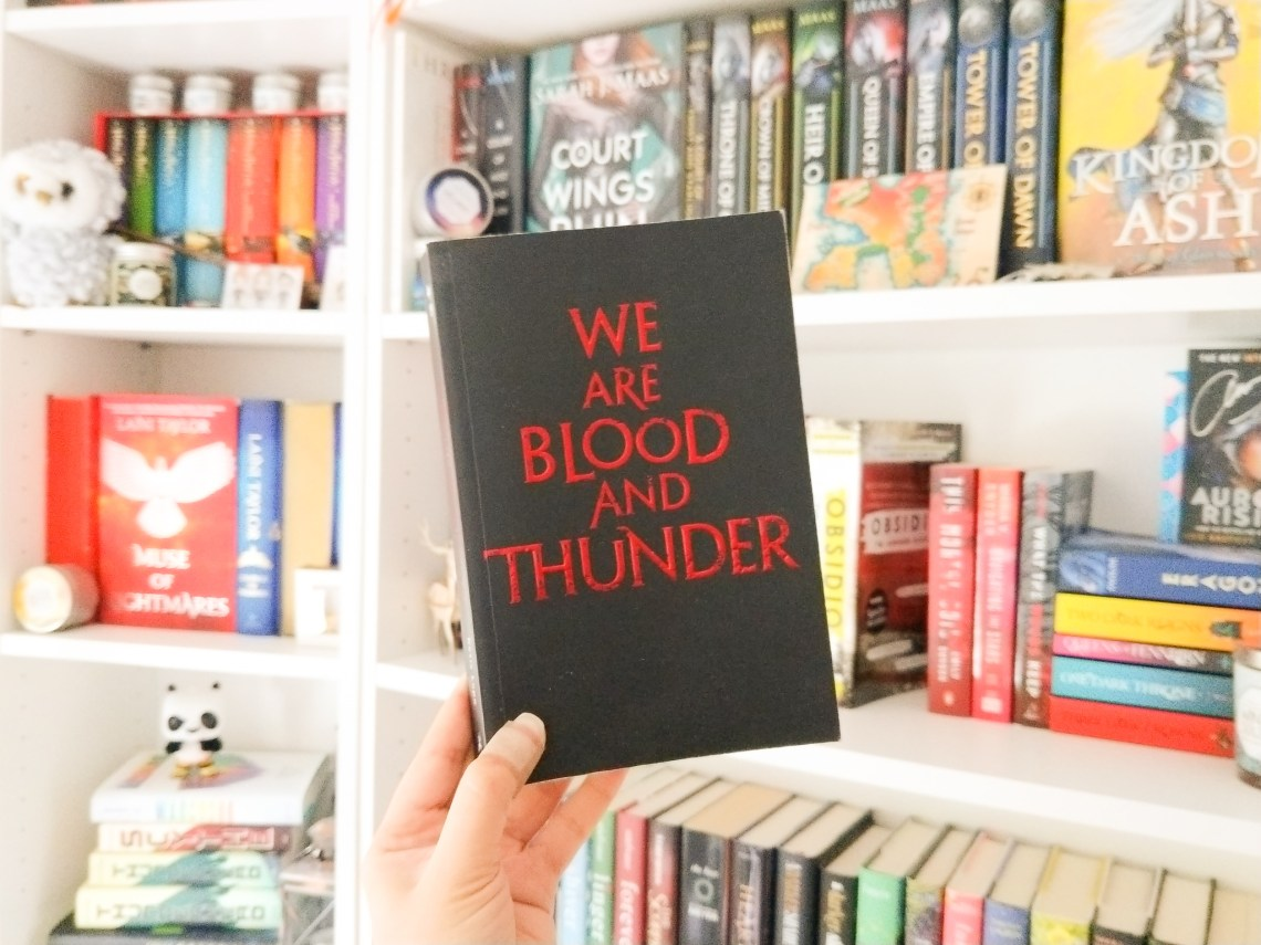 64649942 2285259198409609 7148955188538114048 n - We Are Blood & Thunder by Kesia Lupo Book Review