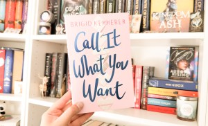 Call It What You Want Book Review