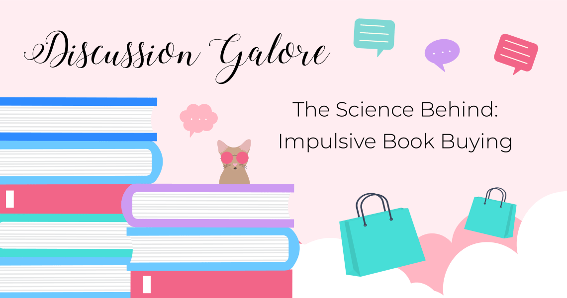 inspulsebuying - The Science Behind: Impulse Book Buying (We Have ALL Been There)