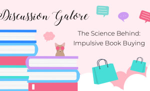 The Science Behind: Impulse Book Buying (We Have ALL Been There)