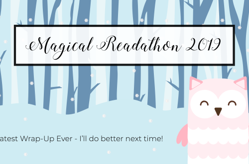 owlswrapup - April/Magical Readathon Wrap-Up & June TBR
