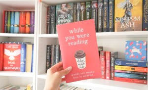 While You Were Reading | Blog Tour