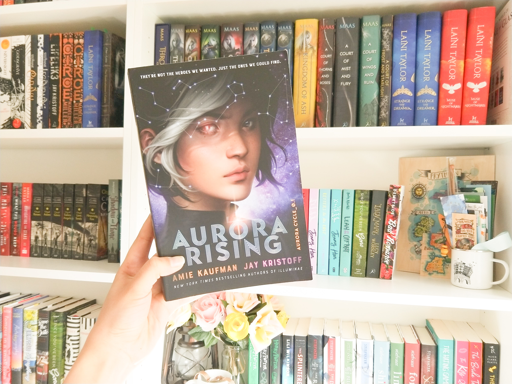 Aurora Rising Book Review