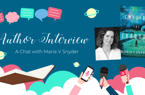snyderauthorinterview scaled - Author Interview: A Chat with Maria V Snyder