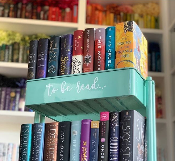 The Insta Bookshelf Inspo You Didn't Know You Needed
