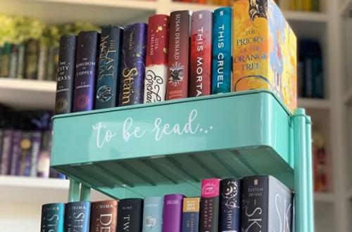 shelf - The Insta Bookshelf Inspo You Didn't Know You Needed