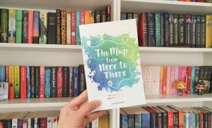 The Map From Here To There ~ Review & A Chat About Adults Reading YA