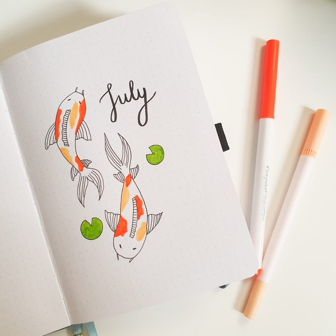 104458138 1531585273689691 8665314928933141508 n scaled - Plan With Me | New Bookish Bullet Journal & July 2020 Spreads!