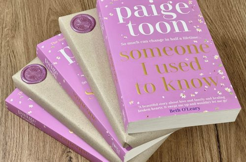 IMG 6779 scaled 1 - Author Q&A: A Chat with Paige Toon for Someone I Used To Know [Excerpt]