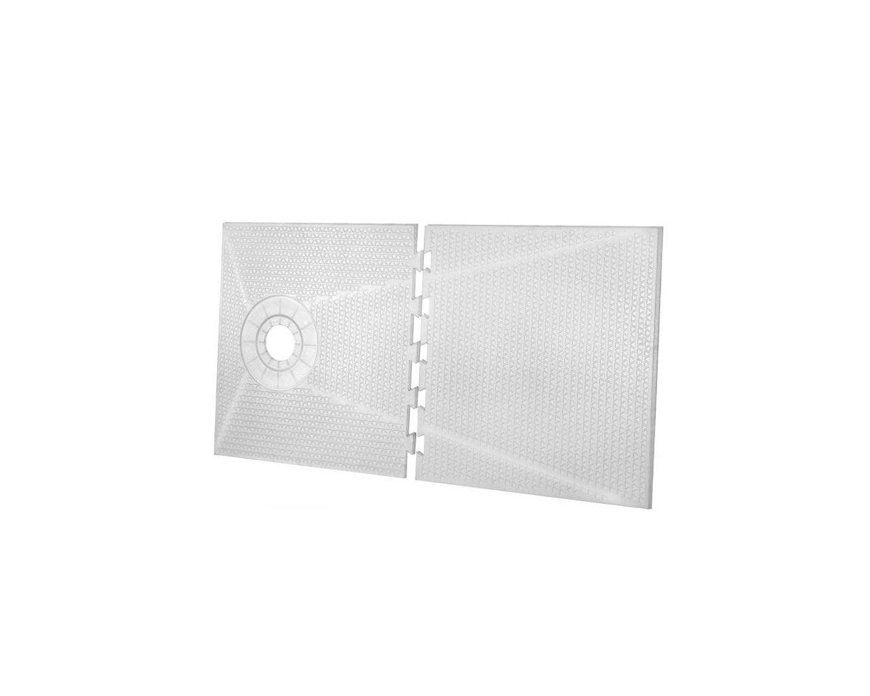 Tile Backer-008590 - The Home Depot. Best Home Depot Shower Pan Kit