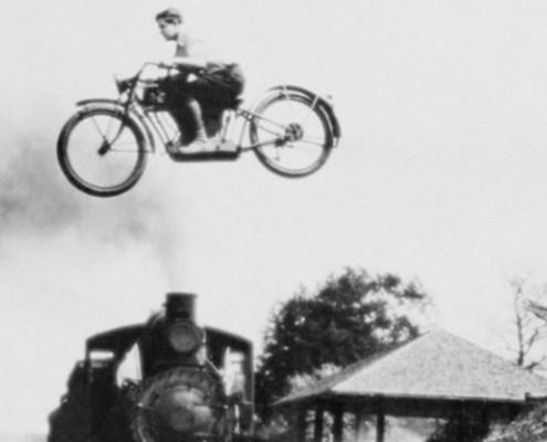 Truii data visualisation, analysis and management Bike jumping train