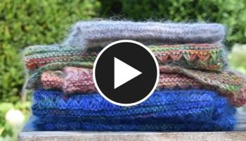 Video Granny Squares Aan Elkaar Haken Trui Magazine
