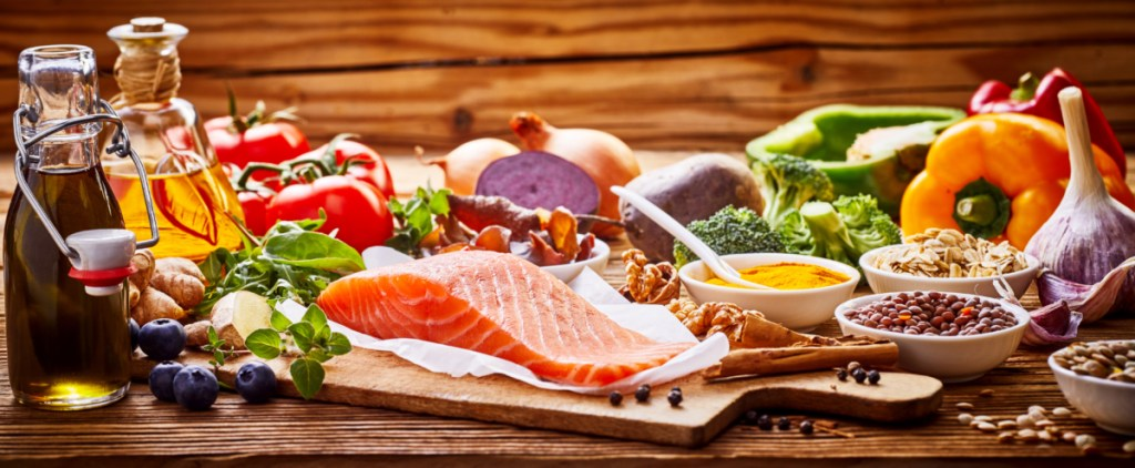 Top 10 Tips For A Healthy Diet