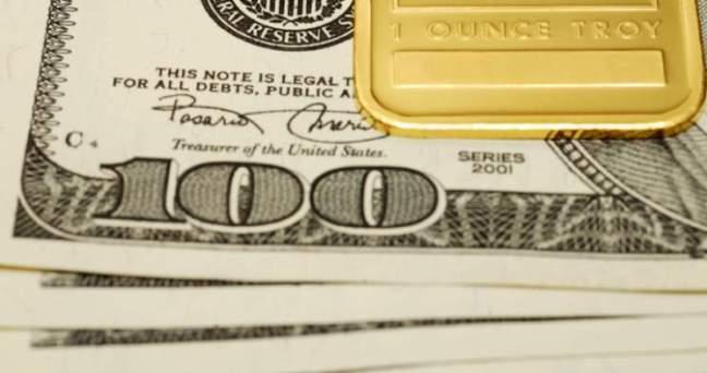 $100 / 1 Ounce Gold