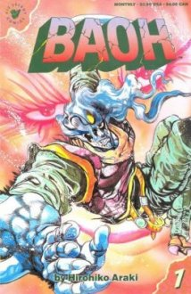 Hirohiko Araki, Baoh, 1989, Viz Media