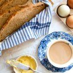 learn to make bread, sourdough bread, bosch mixer, homemade bread