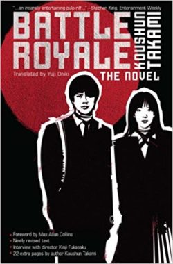 Battle Royale: The Book that Launched a Thousand Copies