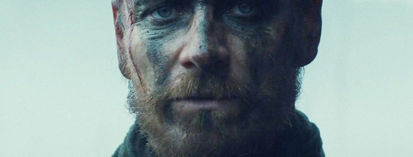 Michael Fassbender as Macbeth