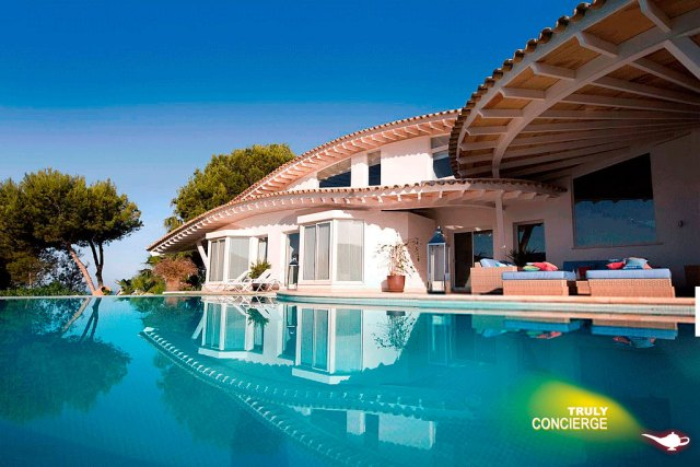 Truly Concierge Luxury Villa Service