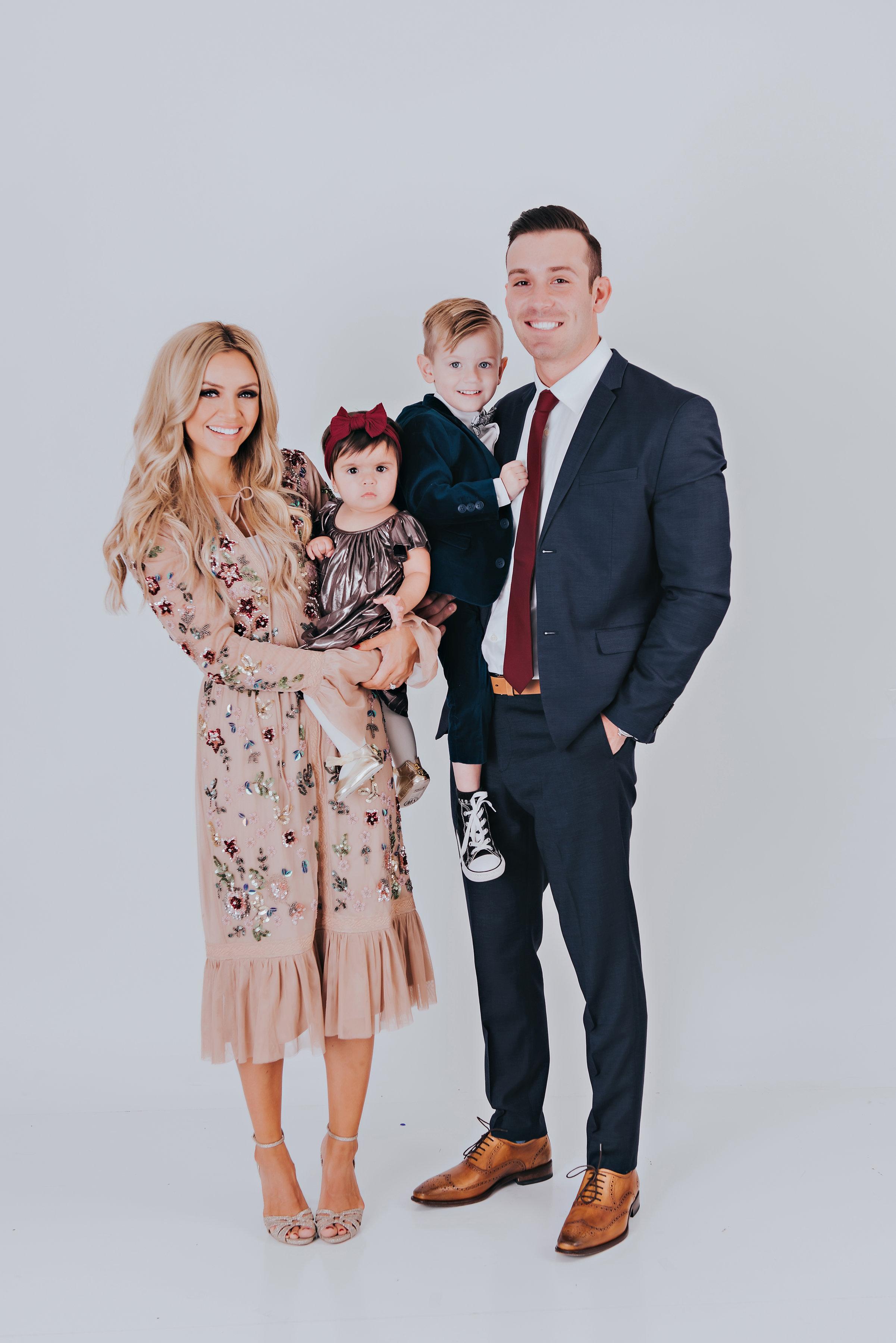 Family Photos 2017 | Happy Holidays!