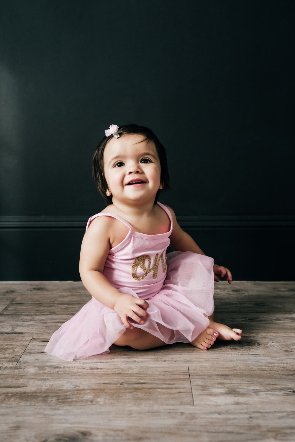 Our sweet Tatum Olivia is now ONE! Baby girl has grown so much and time has flown by! We are blessed and thankful that she is a part of our family! Here are some of her first birthday photos! #trulydestiny #firstbirthday #birthdayphotos #birthdayphotoshoot #birthdayoutfit #babyfashion