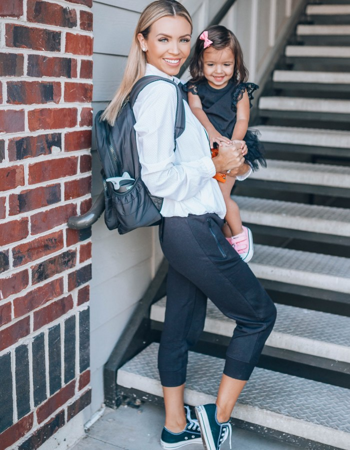 Mom On The Go Look | Truly Destiny