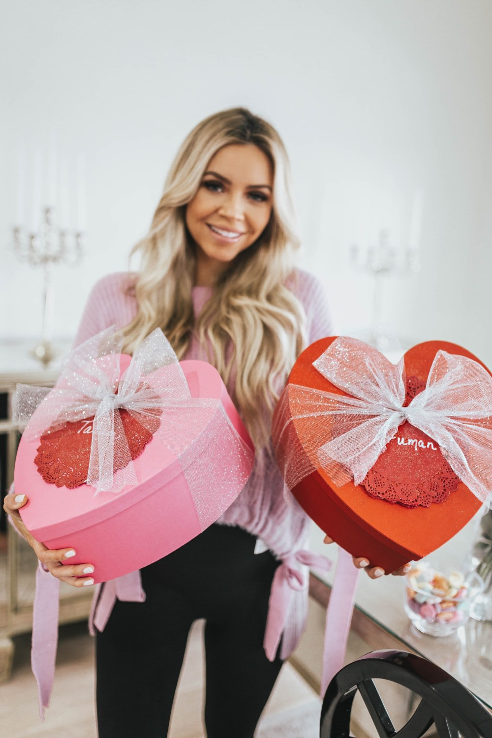 Valentine's Day Gifts For Kids - heart boxes
