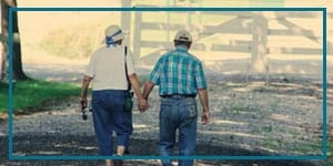 remember the main goal in marriage elderly couple that made it together forever